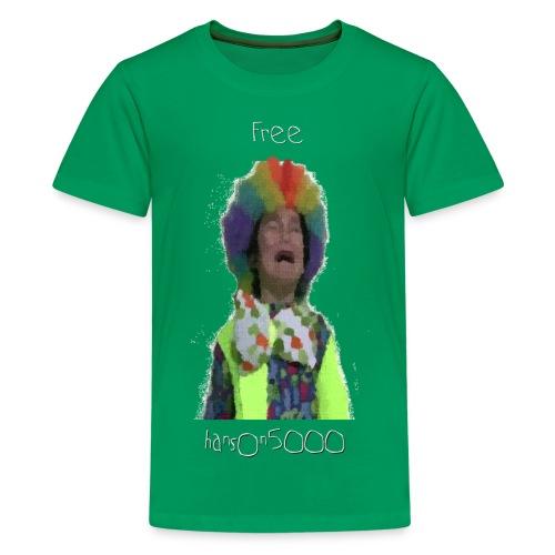 Free hanson5000 - Kids' Premium T-Shirt