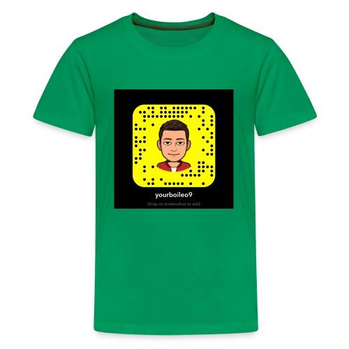 My snapchat bitmoji - Kids' Premium T-Shirt