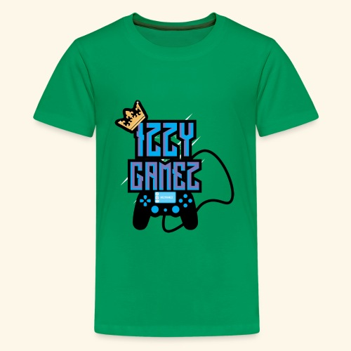 Izzy Gamez Gang - Kids' Premium T-Shirt