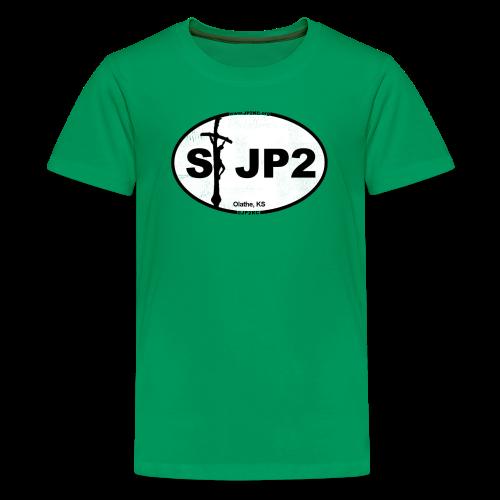 St JP2 Logo - Kids' Premium T-Shirt