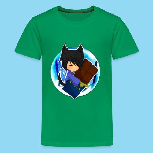 Dego Neko Chocolate - Kids' Premium T-Shirt