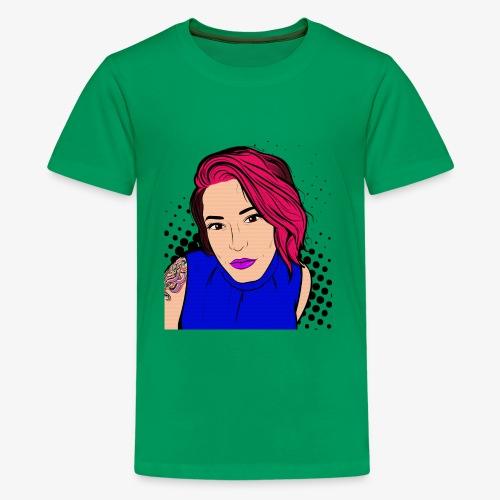 Chatty Caddie - Kids' Premium T-Shirt