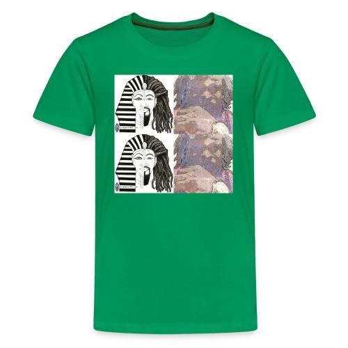 The Art of Evolution - Kids' Premium T-Shirt
