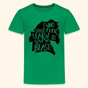 Love a Beast - Kids' Premium T-Shirt