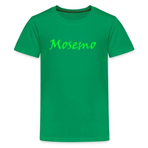 Mosemo Ya Boi - Kids' Premium T-Shirt