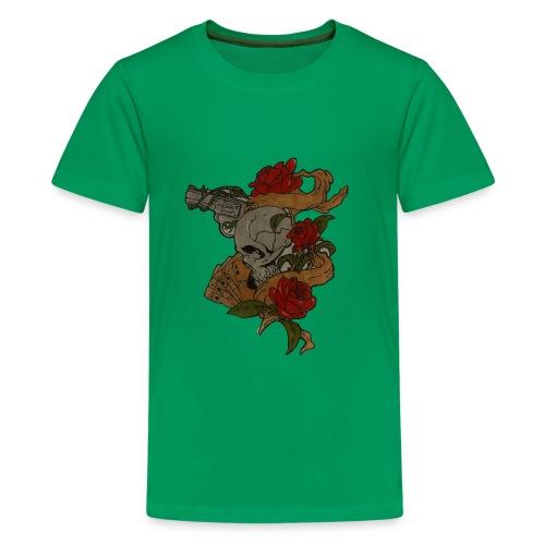 great american west - Kids' Premium T-Shirt