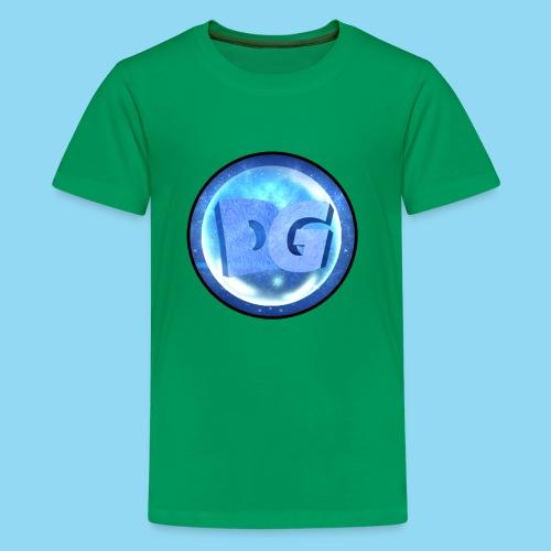 Dego Logo Oficial - Kids' Premium T-Shirt