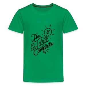 The Idea Complete Hand Drawn Tee - Kids' Premium T-Shirt