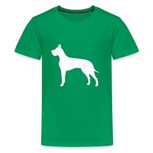 Great Dane - Kids' Premium T-Shirt