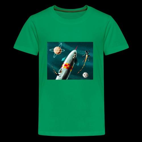Rockets and Jetpacks - Kids' Premium T-Shirt