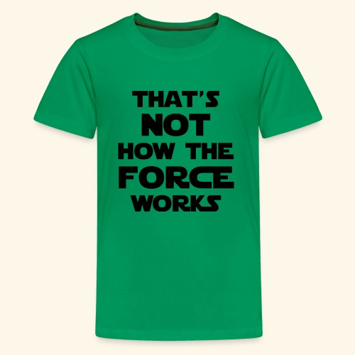force - Kids' Premium T-Shirt