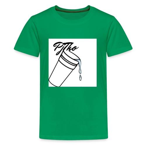 PjTho WhiteOuT - Kids' Premium T-Shirt