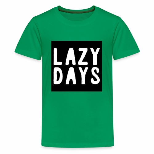 LAZY DAYS - Kids' Premium T-Shirt