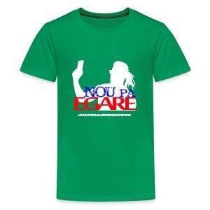 Nou pa egare Collection - Kids' Premium T-Shirt