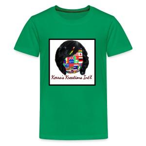Kerra's Kreations Intl'. - Kids' Premium T-Shirt