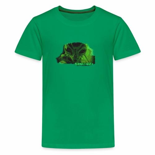 Alien You Up? - Kids' Premium T-Shirt