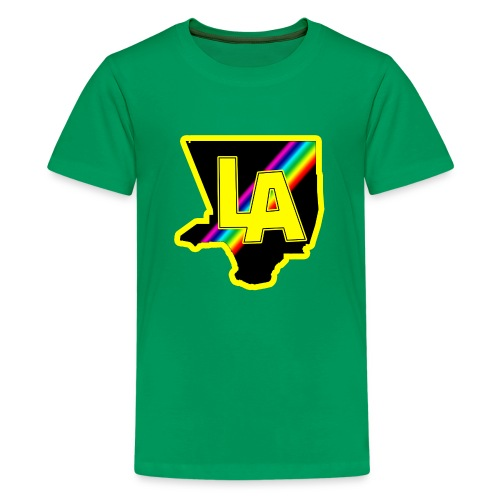 Los Angelist Logo Prints - Kids' Premium T-Shirt