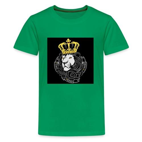 94778048 5836 4285 AEAF 5C4C4F647C3F - Kids' Premium T-Shirt