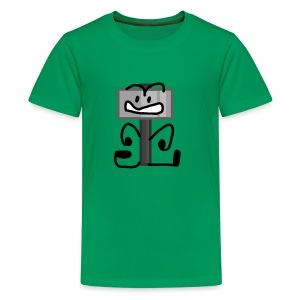 Hammer Pose - Kids' Premium T-Shirt