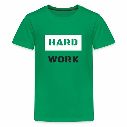 Hardwork - Kids' Premium T-Shirt