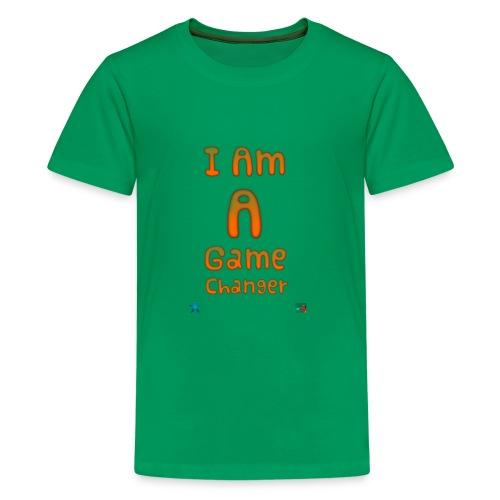 I am a game changer - Kids' Premium T-Shirt