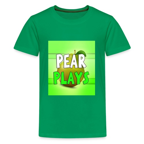 Phone Case Pear Plays Logo - Kids' Premium T-Shirt