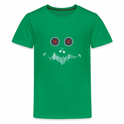 Music Face - Kids' Premium T-Shirt