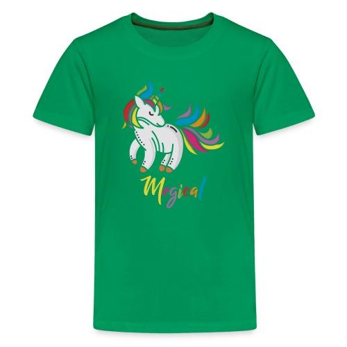Unicorn Shirt For Women | Unicorn Magical - Kids' Premium T-Shirt