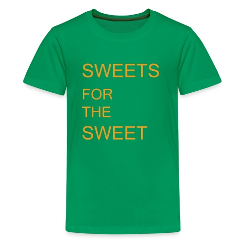 Halloween Day - SWEETS FOR THE SWEET - Kids' Premium T-Shirt