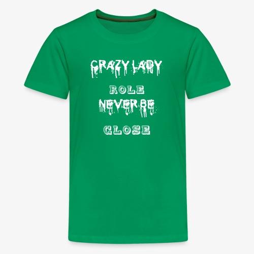 CAT LADY - Kids' Premium T-Shirt