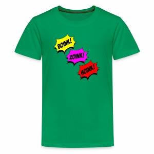 Boink Zoink Hoink - Kids' Premium T-Shirt