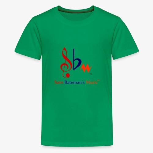 Sam Bateman's Music - Kids' Premium T-Shirt