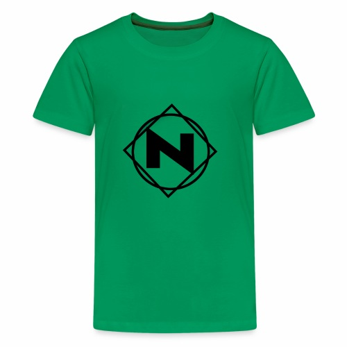 Noble - Logo - Kids' Premium T-Shirt