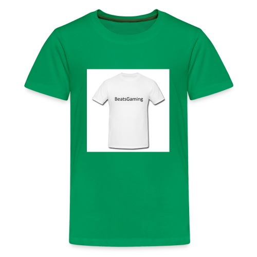 white - Kids' Premium T-Shirt