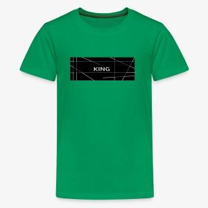 Slice Box Logo - Kids' Premium T-Shirt