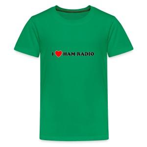 Ham Radio - Kids' Premium T-Shirt