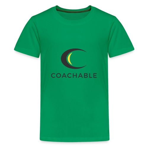 Coachable - Kids' Premium T-Shirt