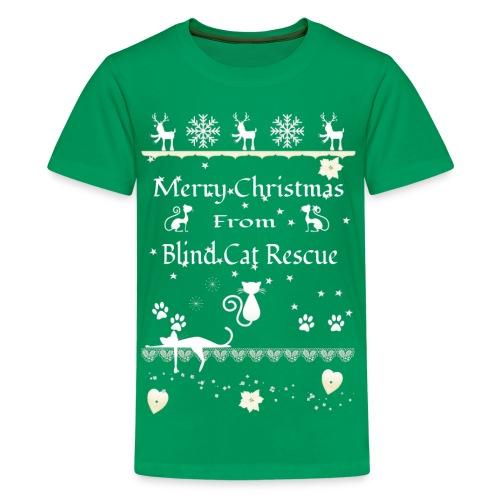 BCRMerryXmas-1 - Kids' Premium T-Shirt