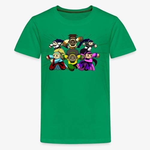 The Guardians of the Cloudgate, no logo - Kids' Premium T-Shirt