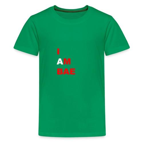 I am BAE - Kids' Premium T-Shirt