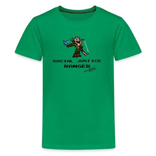 Social Justice Ranger - Kids' Premium T-Shirt