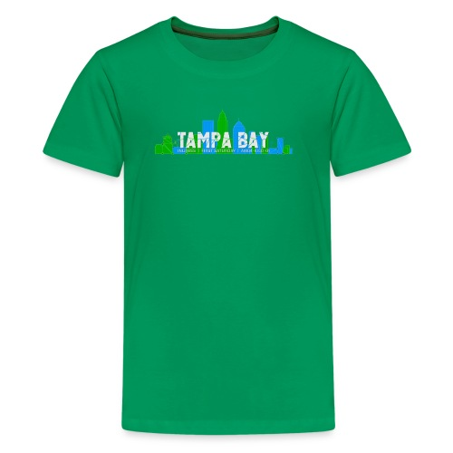 Tampa FS Light - Kids' Premium T-Shirt