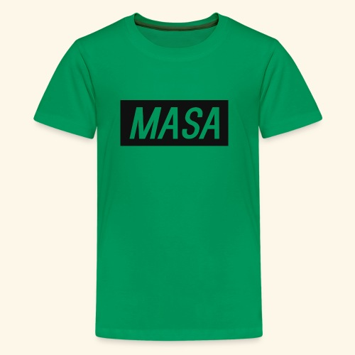 MASA - Kids' Premium T-Shirt
