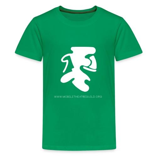 Comedy_Tragedy_Logo_MTG - Kids' Premium T-Shirt