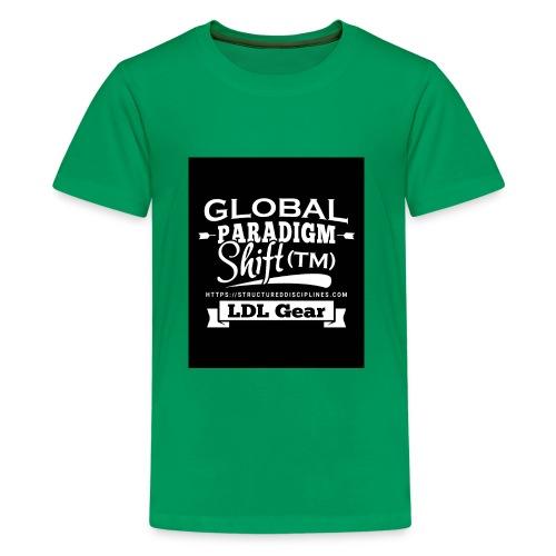 Global Paradigm Shift - Kids' Premium T-Shirt