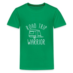 Road Trip Warrior - Kids' Premium T-Shirt