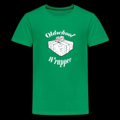 Oldschool Wrapper - Kids' Premium T-Shirt