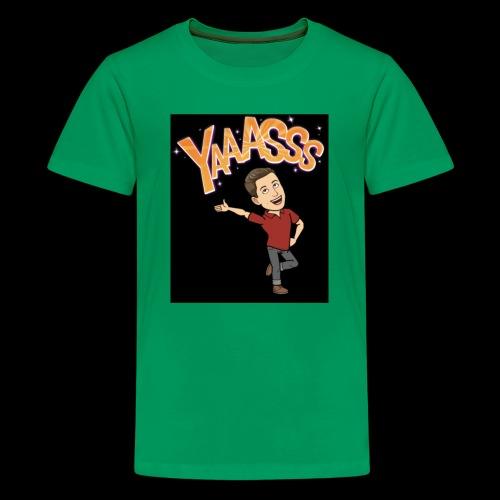 yassss - Kids' Premium T-Shirt