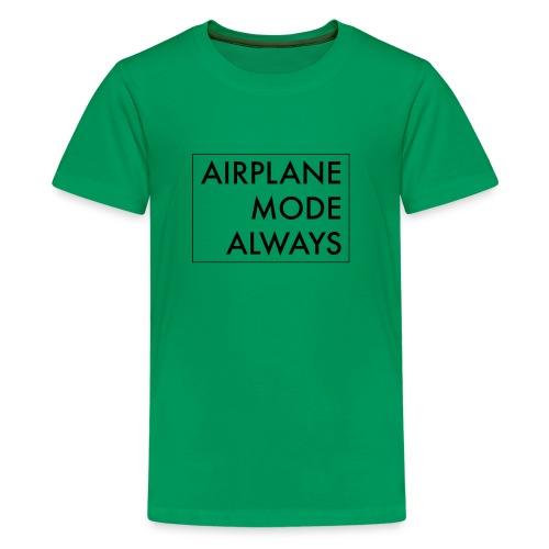 Airplane Mode - Kids' Premium T-Shirt