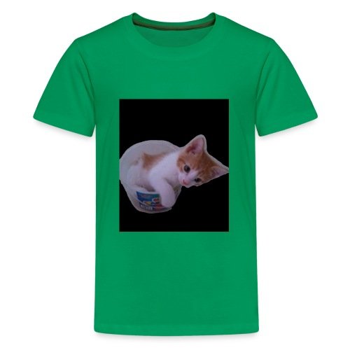 kitten explorer - Kids' Premium T-Shirt